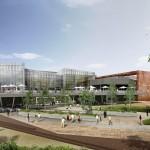 Construcţia centrului comercial ParkLake începe în decembrie
