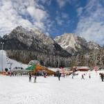 Duminică Buşteniul sărbătoreşte Ziua Mondială a Zăpezii