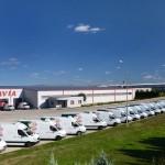 Afaceri de 135 milioane euro pentru Transavia, în 2013