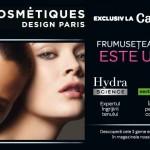 Carrefour România lansează o gamă de cosmetice