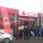 Profi a inaugurat un magazin în Giurgiu