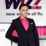 Wizz Air organizează o sesiune de recrutări pentru însoţitori de zbor
