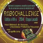 Robochallenge 2014 – Etapa Locală