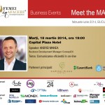Andrei Manea, Business Development Manager Concept24, este speaker la Meet the MAN!