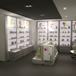 Secom deschide un nou magazin în Bucureşti