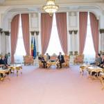 Întâlnire bilaterală româno-azeră în Parlamentul României