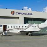 Țiriac Air conduce topul transportului aerian privat în România