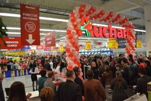 Auchan Romania amenda Consiliul Concurentei