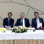 MOL România preia benzinăriile Agip