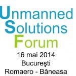 Pe 16 mai are loc Conferința Unmanned Solutions Forum