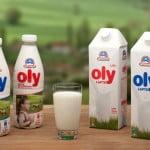 Fabrica de lactate Olympus, performanță în Europa