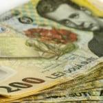Câştigul salarial mediu a crescut în luna martie cu 4,9%