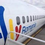 Primul zbor de pasageri în Delta Dunării, operat de Fly România