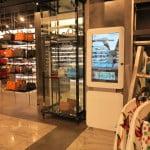 Mobile Mirror, concept nou pentru magazinele cu haine