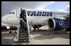 Zboruri suspendate TAROM
