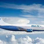 Blue Air reintroduce ruta Bucureşti – Torino