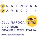 Business Days Cluj, evenimentul care facilizează interacţiunea dintre firmele străine şi cele româneşti