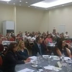 "100 de persoane au participat la Conferinţa ""Relaţia Consultant – Client: Criză. Comunicare. Etică"""