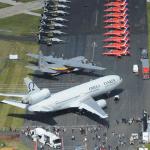 16 companii româneşti participă la târgul Farnborough Air Show Londra