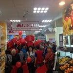 Profi a inaugurat două noi magazine