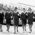 Austrian Airlines sărbătoreşte 55 de ani de activitate în România