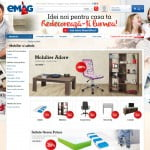 eMAG a lansat categoria Home&Deco
