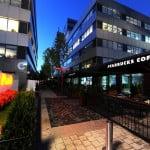 Novo Park a deschis prima cafenea Starbucks dintr-un parc de birouri