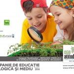 """Peste 62.400 de elevi au participat la """"EcoAtitudine"""""""