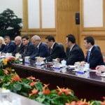 China şi România au semnat un acord privind utilizarea paşnică a energiei nucleare