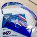 15 milioane de pasageri, transportaţi de Wizz Air