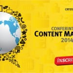 "Pe 5 noiembrie are loc evenimentul ""Content Marketing 2014"""