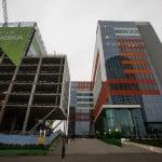 Prima clădire a Green Court Bucharest, inaugurată oficial