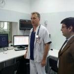 """1,5 milioane euro pentru dotarea laboratorului de cardiologie de la Spitalul """"Bagdasar-Arseni"""""""
