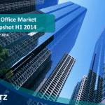 Stocul de spații de birouri va ajunge la 2,18 milioane metri pătraţi, la finele anului