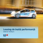 Creştere de 95% pentru BCR Leasing IFN