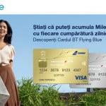 AIR FRANCE KLM, TAROM şi Banca Transilvania au lansat un card bancar de călătorii