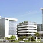 Immofinanz a început construcţia unui nou proiect de birouri, în Bucureşti