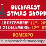 Astăzi a început Bucharest Christmas Shopping, la Romexpo