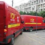 Divizia de curierat a Poştei Române, creştere de 14%