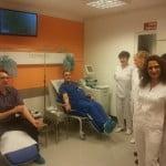 Începând de astăzi se poate dona sânge și la Spitalul Universitar