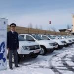 Inspectoratul General pentru Imigrări a achiziţionat 12 Dacia Duster, cu fonduri europene