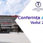 Conferința Afaceri.ro Vaslui va avea loc pe 3 aprilie