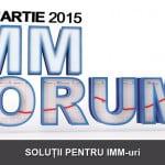 O nouă ediție a IMM Forum va avea loc în perioada 12-14 martie, la Romexpo