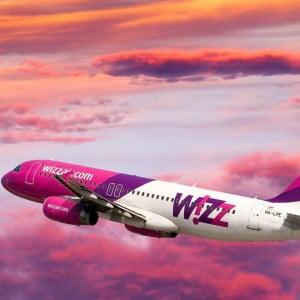 Emisii dioxid de carbon Wizz Air