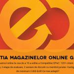 Magazinele online se pot înscrie în Competiţia GPeC