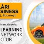 Primul eveniment din seria de conferinţe Learning Network Club are loc pe 14 mai