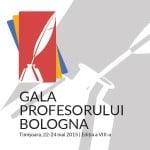 ANOSRpremiază profesorii, în cadrul Galei Profesorului Bologna
