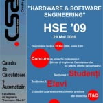 "Elevii și studenții se pot înscrie la competiţia ""Hardware and Software Engineering"""