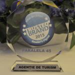 Paralela 45, agenţia de turism în care românii au cea mai mare încredere