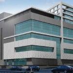 Câte clădiri de birouri au fost finalizate în primul trimestru?